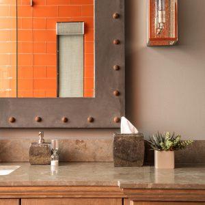 Eagle Preserve childrens bathroom by Brianna Michelle Design