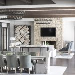 Eagle Preserve dining room by Brianna Michelle Design