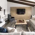 Grand Canal living room by Brianna Michelle Design