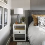 Grand Canal guest bedroom by Brianna Michelle Design