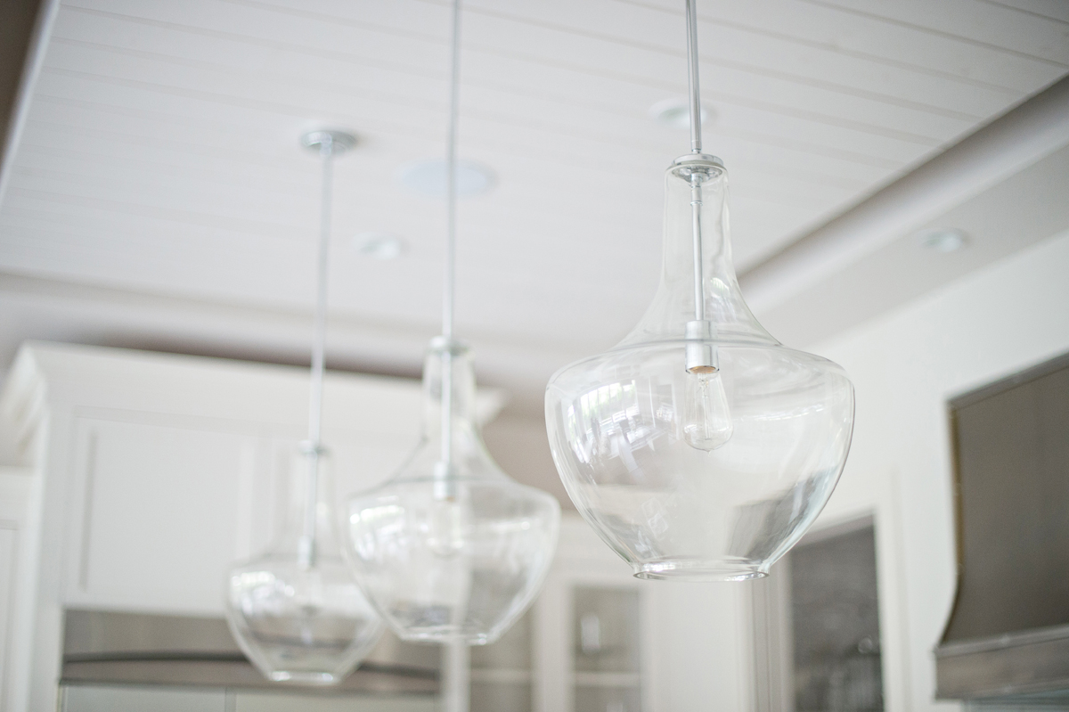 Urban Farmhouse pendant lighting by Brianna Michelle Design