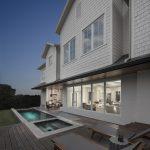 Urban Farmhouse pool by Brianna Michelle Design