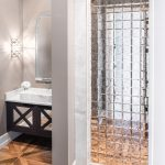 Chateau Pendio bathroom by Brianna Michelle Design