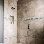 Chateau Pendio guest bath by Brianna Michelle Design