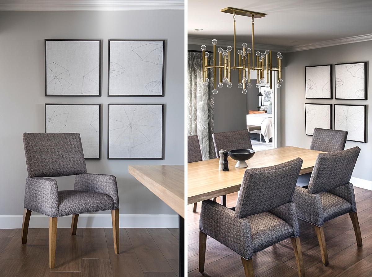 Grand Canal dining room by Brianna Michelle Design