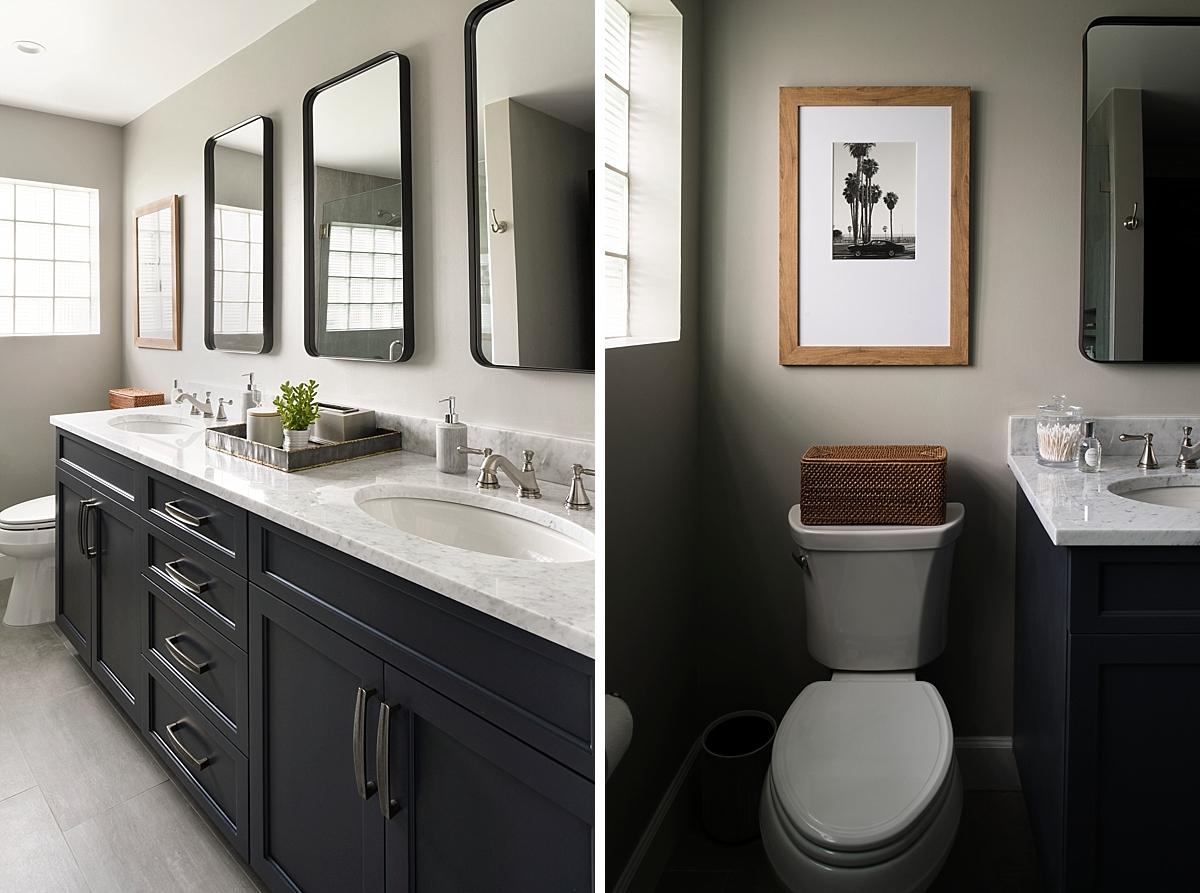 Grand Canal guest bathroom by Brianna Michelle Design