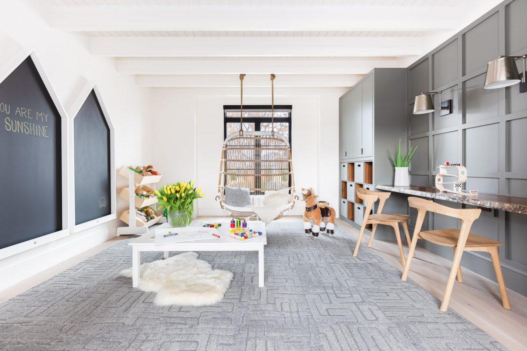Offices & Bonus Rooms