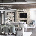 Eagle Preserve dining room by Brianna Michelle Design