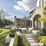 Eagle Preserve backyard by Brianna Michelle Design
