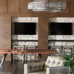 Eagle Preserve game room by Brianna Michelle Design
