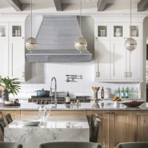 Eagle Preserve kitchen by Brianna Michelle Design