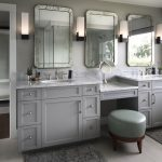 Grand Canal master bath by Brianna Michelle Design