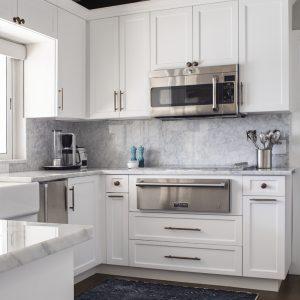 Grand Canal kitchen by Brianna Michelle Design