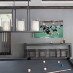 Greatwater Retreat billiard table by Brianna Michelle Design