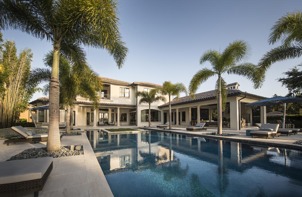 Greatwater Retreat exterior by Brianna Michelle Design