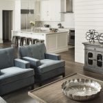 Mirror Lake family room by Brianna Michelle Design
