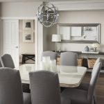Mirror Lake dining room by Brianna Michelle Design