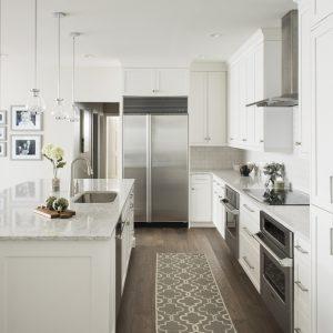 Mirror Lake kitchen by Brianna Michelle Design