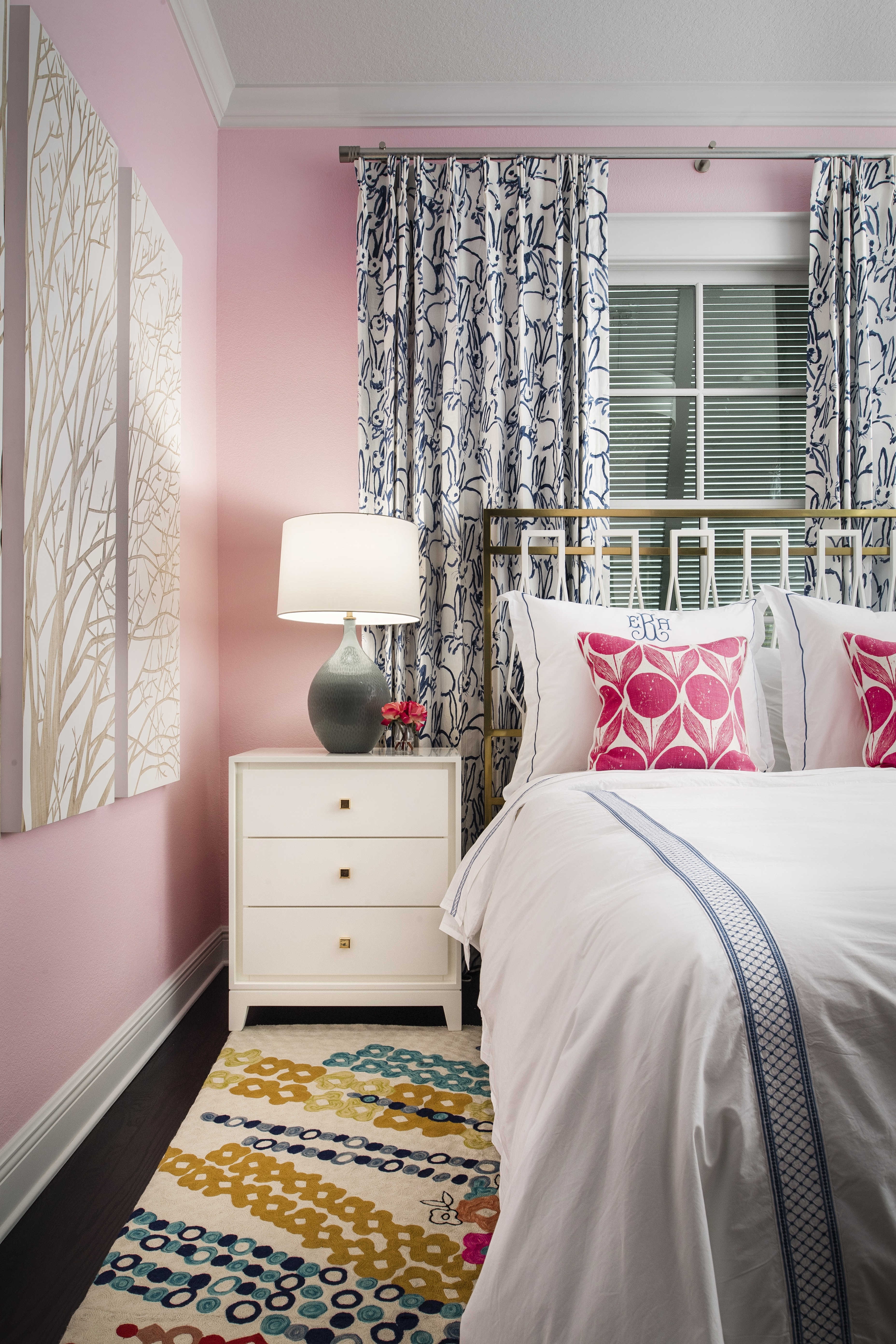 Lake Sybelia kids bedroom by Brianna Michelle Design