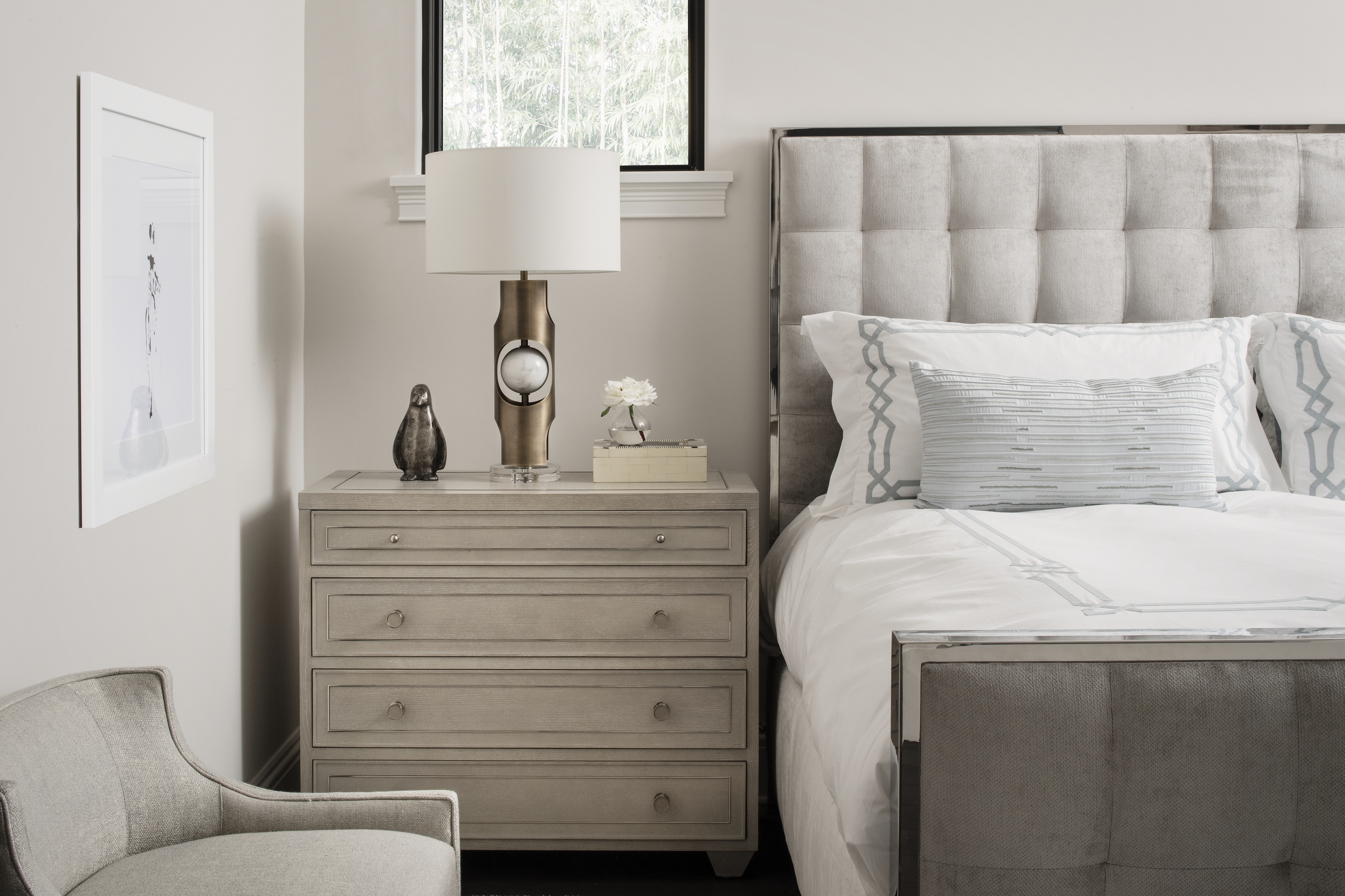 Hart Branch master bedroom by Brianna Michelle Design