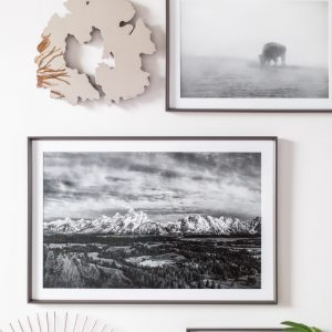 northern frost entryway art collage