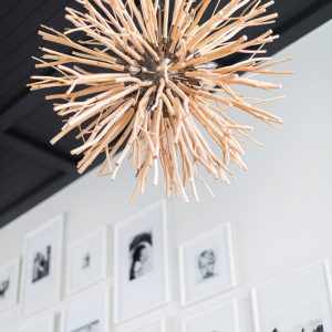 northern frost entryway chandelier