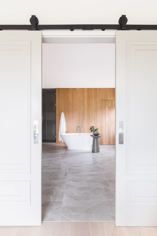 Main Bedroom + Bathroom | #NorthernFrostreno