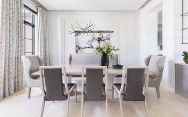 The Dining Room | #modernlakeside