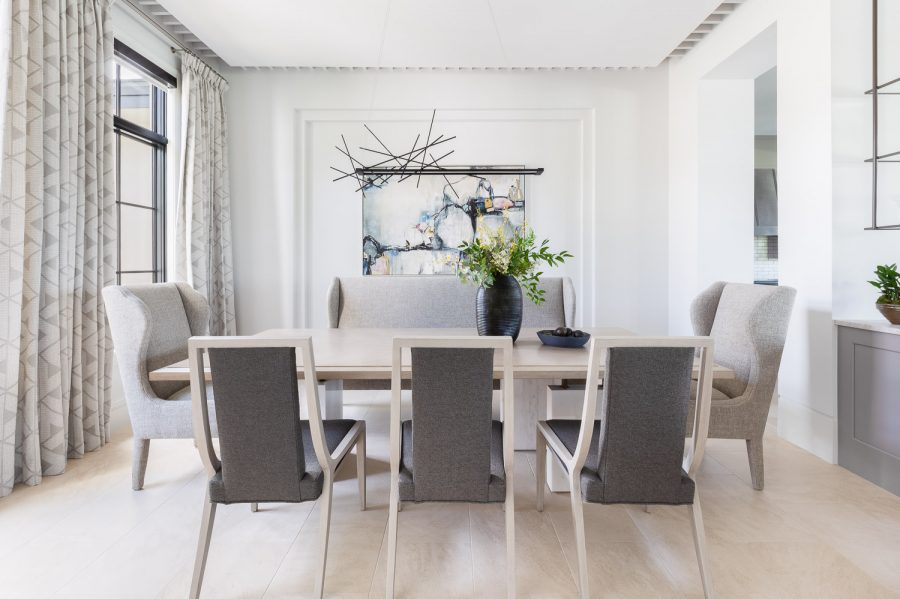 The Dining Room   #modernlakeside